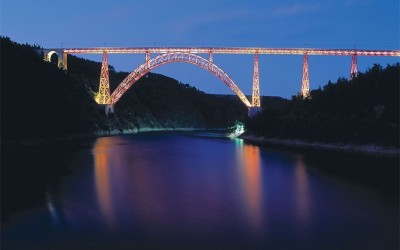 Viaduc de Garabit - G.Eiffel